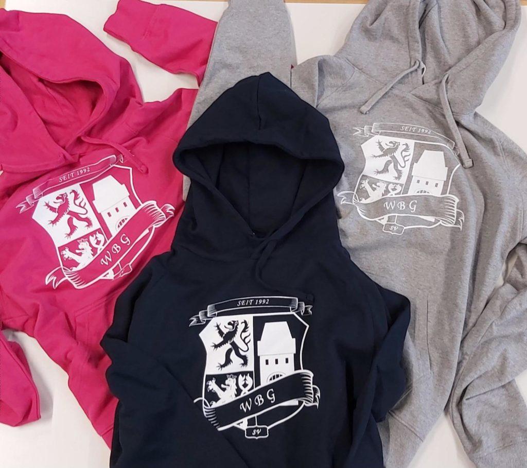 Fairtrade hoodies